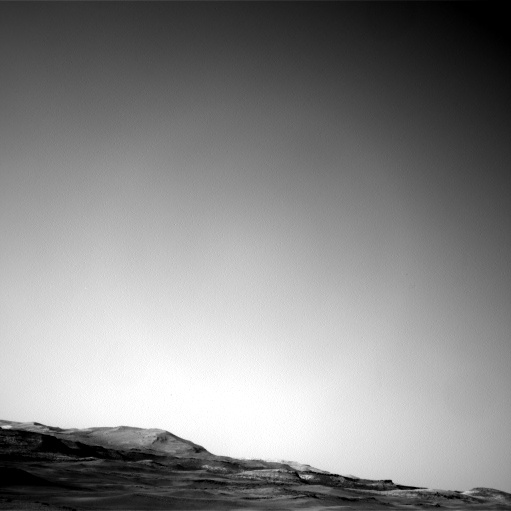 Nasa's Mars rover Curiosity acquired this image using its Right Navigation Camera on Sol 2418, at drive 2332, site number 75