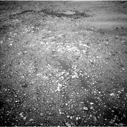 Nasa's Mars rover Curiosity acquired this image using its Left Navigation Camera on Sol 2420, at drive 2590, site number 75
