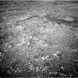 Nasa's Mars rover Curiosity acquired this image using its Left Navigation Camera on Sol 2420, at drive 2608, site number 75