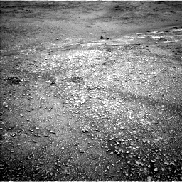 Nasa's Mars rover Curiosity acquired this image using its Left Navigation Camera on Sol 2420, at drive 2728, site number 75
