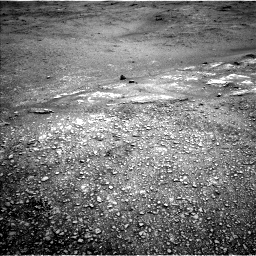 Nasa's Mars rover Curiosity acquired this image using its Left Navigation Camera on Sol 2420, at drive 2740, site number 75