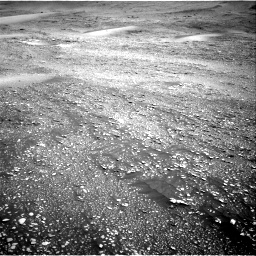 Nasa's Mars rover Curiosity acquired this image using its Right Navigation Camera on Sol 2420, at drive 2338, site number 75