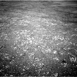 Nasa's Mars rover Curiosity acquired this image using its Right Navigation Camera on Sol 2420, at drive 2476, site number 75
