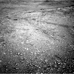 Nasa's Mars rover Curiosity acquired this image using its Right Navigation Camera on Sol 2420, at drive 2716, site number 75