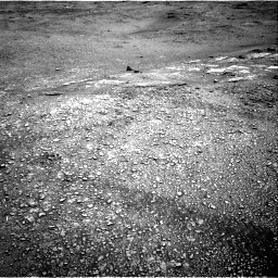 Nasa's Mars rover Curiosity acquired this image using its Right Navigation Camera on Sol 2420, at drive 2734, site number 75