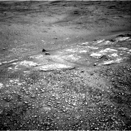 Nasa's Mars rover Curiosity acquired this image using its Right Navigation Camera on Sol 2420, at drive 2746, site number 75