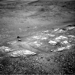 Nasa's Mars rover Curiosity acquired this image using its Right Navigation Camera on Sol 2420, at drive 2752, site number 75