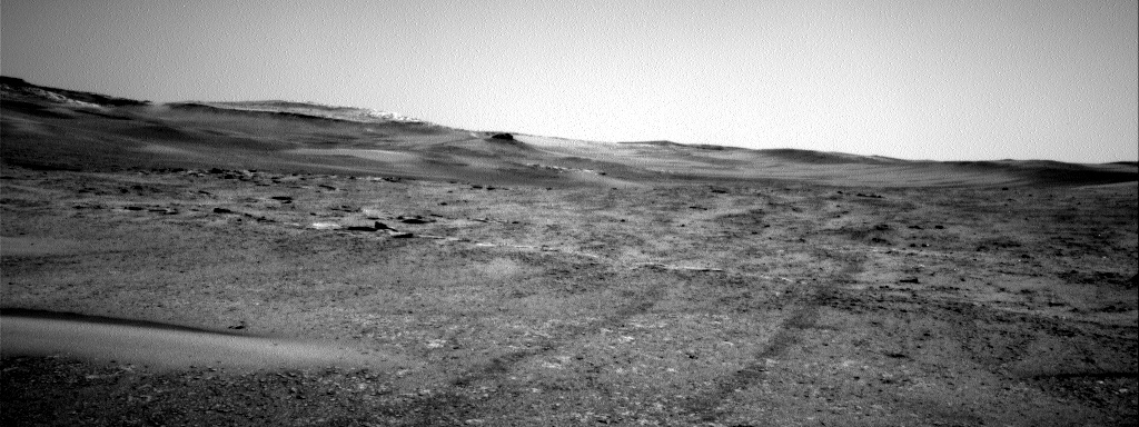 Nasa's Mars rover Curiosity acquired this image using its Right Navigation Camera on Sol 2421, at drive 2770, site number 75
