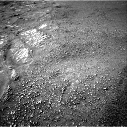 Nasa's Mars rover Curiosity acquired this image using its Right Navigation Camera on Sol 2422, at drive 2782, site number 75