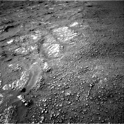 Nasa's Mars rover Curiosity acquired this image using its Right Navigation Camera on Sol 2422, at drive 2788, site number 75