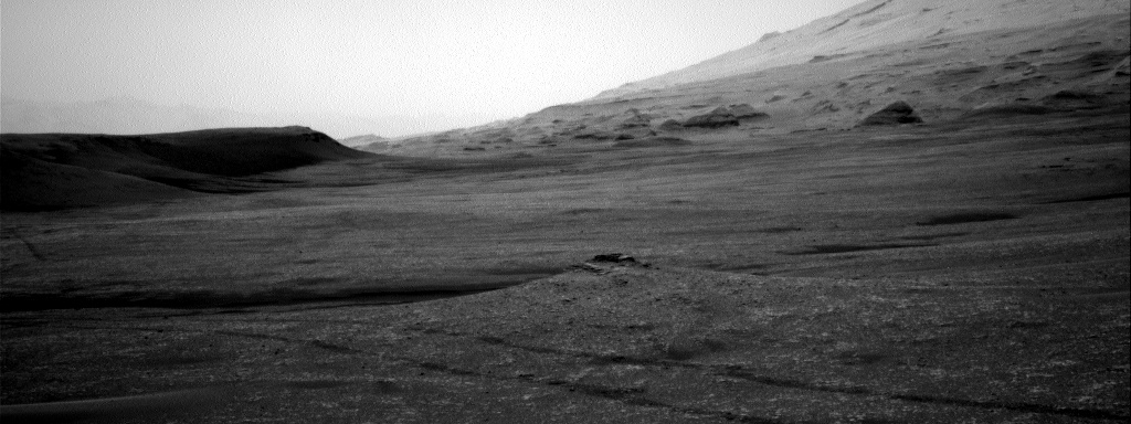 Nasa's Mars rover Curiosity acquired this image using its Right Navigation Camera on Sol 2423, at drive 2860, site number 75