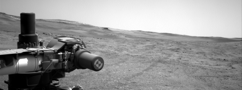 Nasa's Mars rover Curiosity acquired this image using its Right Navigation Camera on Sol 2427, at drive 2860, site number 75