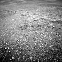 Nasa's Mars rover Curiosity acquired this image using its Left Navigation Camera on Sol 2429, at drive 2992, site number 75