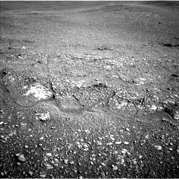 Nasa's Mars rover Curiosity acquired this image using its Left Navigation Camera on Sol 2429, at drive 3118, site number 75