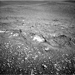 Nasa's Mars rover Curiosity acquired this image using its Left Navigation Camera on Sol 2429, at drive 3124, site number 75