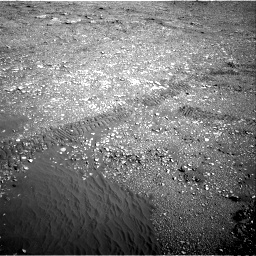 Nasa's Mars rover Curiosity acquired this image using its Right Navigation Camera on Sol 2429, at drive 2932, site number 75