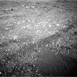 Nasa's Mars rover Curiosity acquired this image using its Right Navigation Camera on Sol 2429, at drive 2938, site number 75