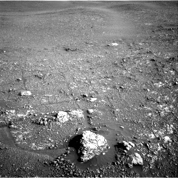 Nasa's Mars rover Curiosity acquired this image using its Right Navigation Camera on Sol 2429, at drive 3100, site number 75