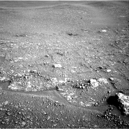 Nasa's Mars rover Curiosity acquired this image using its Right Navigation Camera on Sol 2429, at drive 3106, site number 75