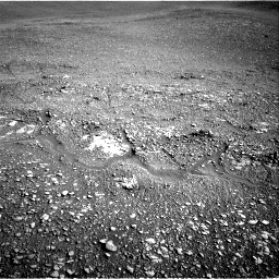 Nasa's Mars rover Curiosity acquired this image using its Right Navigation Camera on Sol 2429, at drive 3124, site number 75