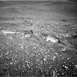 Nasa's Mars rover Curiosity acquired this image using its Right Navigation Camera on Sol 2429, at drive 3130, site number 75