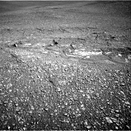 Nasa's Mars rover Curiosity acquired this image using its Right Navigation Camera on Sol 2429, at drive 3148, site number 75