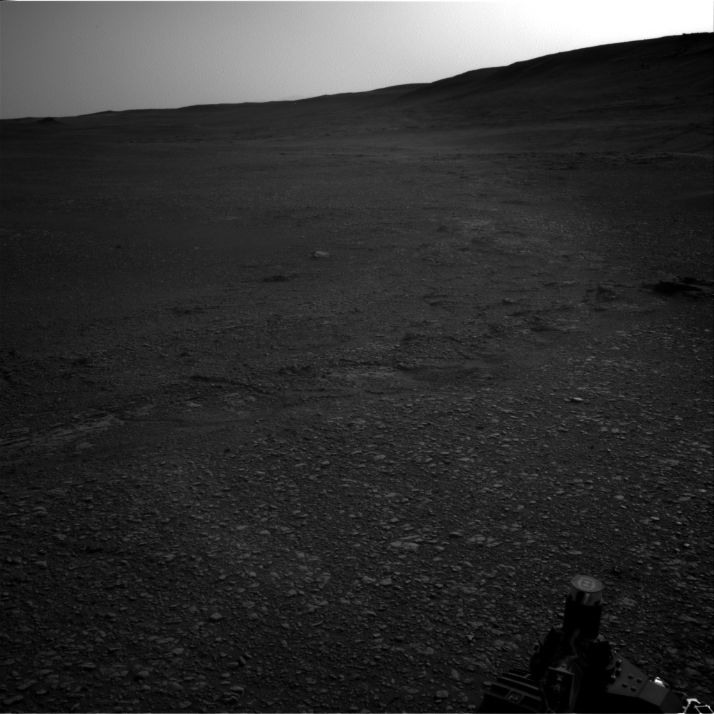 Nasa's Mars rover Curiosity acquired this image using its Right Navigation Camera on Sol 2429, at drive 0, site number 76
