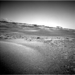 Nasa's Mars rover Curiosity acquired this image using its Left Navigation Camera on Sol 2432, at drive 72, site number 76