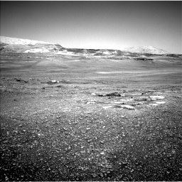 Nasa's Mars rover Curiosity acquired this image using its Left Navigation Camera on Sol 2432, at drive 174, site number 76