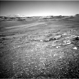 Nasa's Mars rover Curiosity acquired this image using its Left Navigation Camera on Sol 2432, at drive 204, site number 76