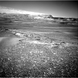 Nasa's Mars rover Curiosity acquired this image using its Right Navigation Camera on Sol 2432, at drive 0, site number 76