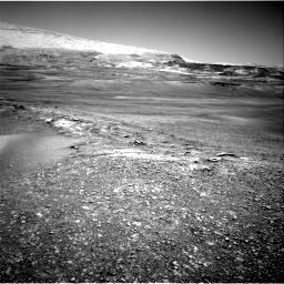 Nasa's Mars rover Curiosity acquired this image using its Right Navigation Camera on Sol 2432, at drive 6, site number 76