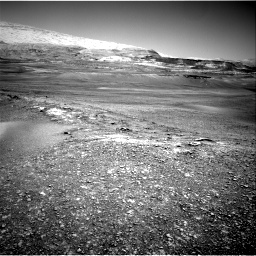 Nasa's Mars rover Curiosity acquired this image using its Right Navigation Camera on Sol 2432, at drive 12, site number 76