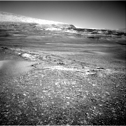 Nasa's Mars rover Curiosity acquired this image using its Right Navigation Camera on Sol 2432, at drive 18, site number 76