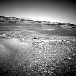 Nasa's Mars rover Curiosity acquired this image using its Right Navigation Camera on Sol 2432, at drive 48, site number 76