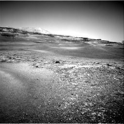 Nasa's Mars rover Curiosity acquired this image using its Right Navigation Camera on Sol 2432, at drive 54, site number 76