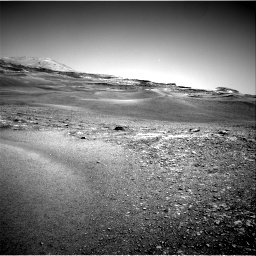 Nasa's Mars rover Curiosity acquired this image using its Right Navigation Camera on Sol 2432, at drive 60, site number 76