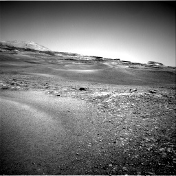 Nasa's Mars rover Curiosity acquired this image using its Right Navigation Camera on Sol 2432, at drive 66, site number 76