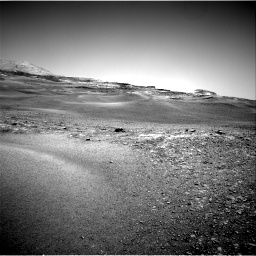 Nasa's Mars rover Curiosity acquired this image using its Right Navigation Camera on Sol 2432, at drive 78, site number 76