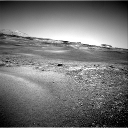 Nasa's Mars rover Curiosity acquired this image using its Right Navigation Camera on Sol 2432, at drive 84, site number 76
