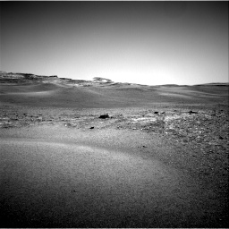 Nasa's Mars rover Curiosity acquired this image using its Right Navigation Camera on Sol 2432, at drive 102, site number 76