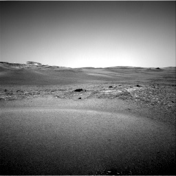 Nasa's Mars rover Curiosity acquired this image using its Right Navigation Camera on Sol 2432, at drive 114, site number 76