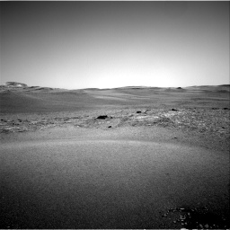Nasa's Mars rover Curiosity acquired this image using its Right Navigation Camera on Sol 2432, at drive 120, site number 76