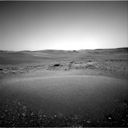 Nasa's Mars rover Curiosity acquired this image using its Right Navigation Camera on Sol 2432, at drive 132, site number 76