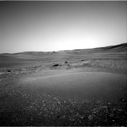 Nasa's Mars rover Curiosity acquired this image using its Right Navigation Camera on Sol 2432, at drive 144, site number 76
