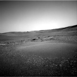 Nasa's Mars rover Curiosity acquired this image using its Right Navigation Camera on Sol 2432, at drive 150, site number 76