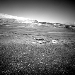 Nasa's Mars rover Curiosity acquired this image using its Right Navigation Camera on Sol 2432, at drive 162, site number 76