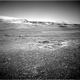 Nasa's Mars rover Curiosity acquired this image using its Right Navigation Camera on Sol 2432, at drive 174, site number 76