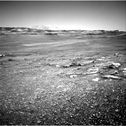 Nasa's Mars rover Curiosity acquired this image using its Right Navigation Camera on Sol 2432, at drive 198, site number 76