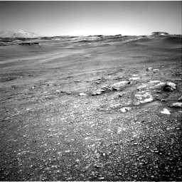 Nasa's Mars rover Curiosity acquired this image using its Right Navigation Camera on Sol 2432, at drive 210, site number 76